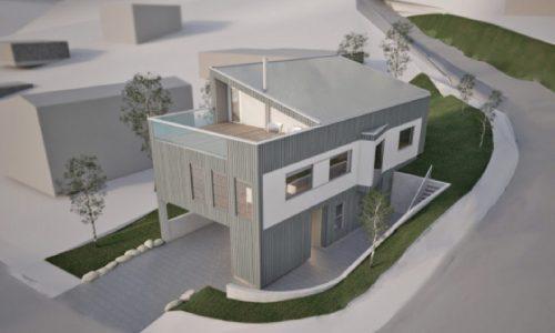 PDS Arkitekt Enebolig